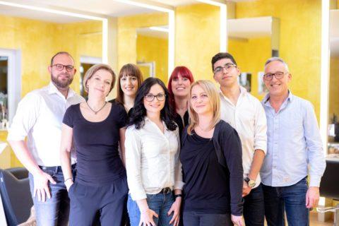 Haartotal Wendelstein, Team